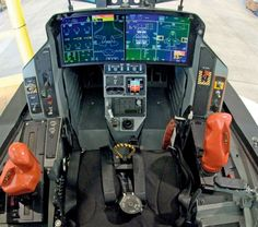 Nice Cockpit Lockheed Martin F-35 Lightning II
