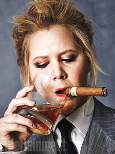 Look at Amy Schumer.