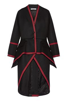 Givenchy | Military melton wool-blend twill coat | NET-A-PORTER.COM