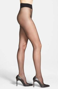 OROBLU Different Comfort Pantyhose: $24.00 - Fine Italian nylons flatter legs while offering premium, nonbinding comfort. Shop at www.fashion-tights.net #tights #pantyhose #hosiery #nylons #legs