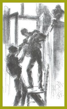 Image004   par yanpetro Adolf Von Menzel, Art, Art Background, Kunst, Gcse Art