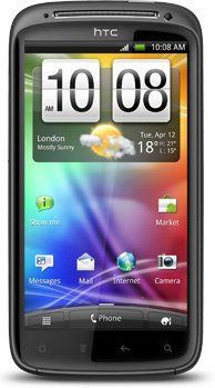 HTC Sensation Z710E Unlocked GSM Android Smartphone with Wi-Fi, GPS and 8 MP Camera - Unlocked Phone - International Version - Black. Price: $399.99