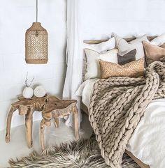 "11.9k Likes, 68 Comments - Interior Design & Architecture (@homeadore) on Instagram: ""Cozy Bedroom via Uniqwa Furniture """