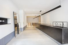 Larsson and Jennings store on Bleecker Street, NYC completed by Studio Mills