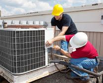 Buy Industrial Air Conditioning Repair by Lisafx on PhotoDune. Two workers on the roof of a building working on the air conditioning unit. Air Conditioning Companies, Heating And Air Conditioning, Commercial Hvac, Hvac Maintenance, Hvac Installation, Hvac Repair, The Life, Apollo, The Help