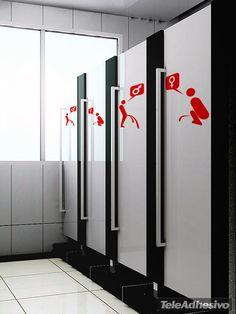 Wandtattoos WC Mixto 06