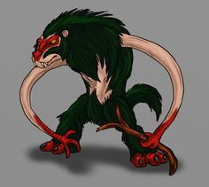 Fearsome Critter-Argopelter by Scatha-the-Worm.deviantart.com on @DeviantArt