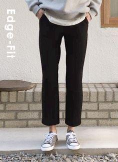 77사이즈 Fitness, Pants, Fashion, Trouser Pants, Moda, Fashion Styles, Women's Pants, Women Pants, Fashion Illustrations