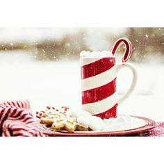Il freddo non ci spaventa, hot chocolate and cookies.