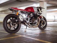 Honda CB750 Seven Fifty Cafe Racer Mk5 deBolex
