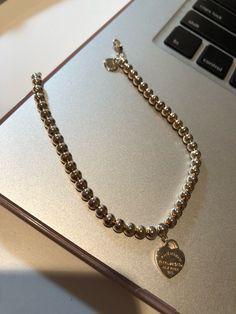 Tiffany And Co Bracelet, Necklaces, Bracelets, Jewelries, Luxury Jewelry, Chains, Piercing, Jewlery, Chokers