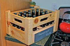 Homebrew Bottle Crate