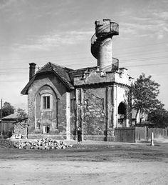 1954 Csősz torony, Kőbánya, Budapest