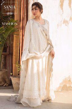 Nikkah Dress, Pakistani Bridal Dresses, Anarkali Dress, Pakistani Outfits, Indian Dresses, Ethnic Outfits, Indian Outfits, Indian Attire, Indian Wear