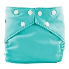 FuzziBunz One-Size Elite Pocket Diaper is one of the most adjustable one-size cloth diapers on the market. Fits 7-35lbs.  Available in snap closure and includes 2 microfibre inserts.