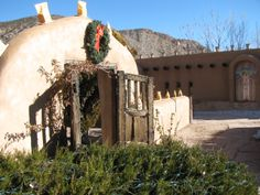 The Sanctuario de Chimayo