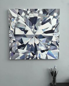 Announcement… time for a Just finished this cushion cut diamond painting and need help naming her! Winner will receive a signed limited edition print of her. To enter: Tag 3 friends below Repost any photo of mine with Angie Crabtree and in the cap Painting Inspiration, Art Inspo, Diamond Art, Diamond Drawing, Cushion Cut Diamonds, Cushion Diamond, Geometric Art, Diy Art, Art Lessons