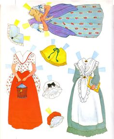 Early America* The International Paper Doll Society by Arielle Gabriel for all paper doll and paper toy lovers. Mattel, DIsney, Betsy McCall, etc. Join me at ArtrA, #QuanYin5 Linked In QuanYin5 YouTube QuanYin5!
