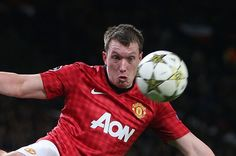 The many, many hilarious faces Phil Jones pulls on match-by-match basis. Phil Jones, Facial Expressions, Soccer Ball, Hilarious, Sports, Faces, Board, Image, Face Expressions