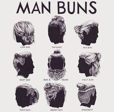 Do ya see that half bun???