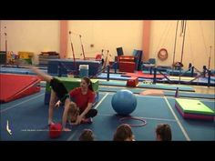 Beginning Tumbling – Where to start with rec and pre-school (from handstands to back tucks) | Swing Big!