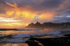 Ipanema | 18 Beautiful Latin American Beaches That You Need To Go Visit Right Now