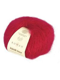 Best yarn, I can imagine. The ever popular Kidsilk Haze is a beautiful and versatile fine yarn made from a blend of super kid mohair and silk.