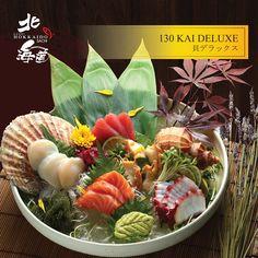 Sushi Hokkaido Sachi đong Du New Menu