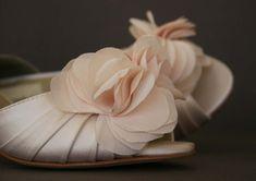 a8ec18e5106c 8 Best Blush Peep Toe Custom Wedding Shoes by Ellie Wren with ...