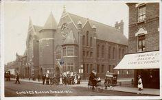 Queens Park Congregational Church.