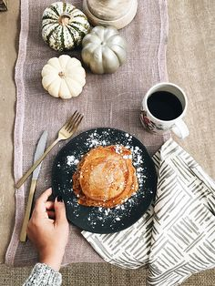 Pumpkin Pie Pancake Recipe