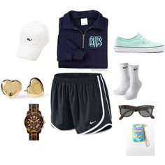 """""""College Clothes"""" by christinaabru on Polyvore"""