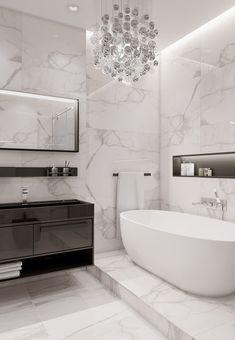 Washroom Design, Bathroom Design Luxury, Modern Bathroom Design, Dream Bathrooms, Beautiful Bathrooms, Home Room Design, Home Interior Design, Bathroom Design Inspiration, Design Ideas