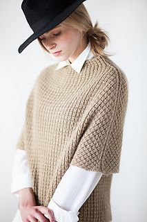 KNUS by Olga Buraya-Kefelian and knit in a worsted 10ply