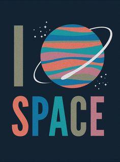 ♥ I Heart Space