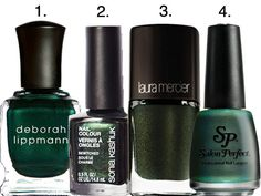 Fall 2013 Nail Polish Trends - Best Nail Colors For Fall - Seventeen