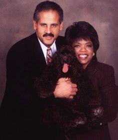 oprah, steadman, and Sophie