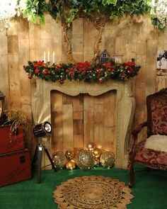 Welcome Area / Photo Corner for Arnaud and Atty. Christmas Photo Booth Backdrop, Photo Booth Setup, Christmas Themes, Holiday Decor, Xmas Photos, Photo Corners, Manila, Backdrops, Table Decorations