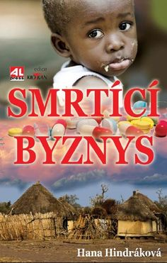 Obálka knihy/The cover of my new book