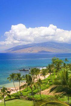 Hawaii island wedding venue: Maui