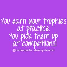 Cheer quotes.