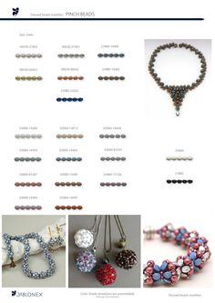 Jablonex® - PINCH Beads