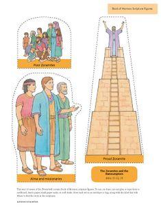 Scripture Figures: Zoramites