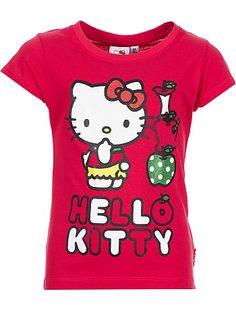 T-shirt 'Hello Kitty'      7.99 kiabi                                                                                                                                                                                            fuchsia Fille