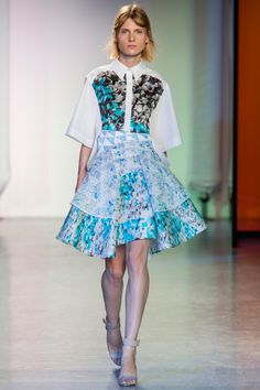 Peter Pilotto Spring 2014 RTW - Review - Fashion Week - Runway, Fashion Shows and Collections - Vogue