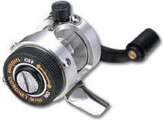 New! Daiwa Baitcast Reel Coronet Mini 55 x 45 mm 50 grams (3490)