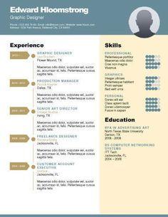 Unique Resume Templates Free Creative Resume Vol2Tugcu Design Coon Creative Market