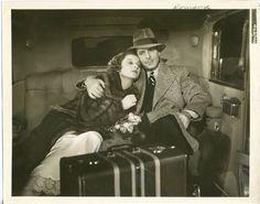 Myrna Loy & Warner Baxter