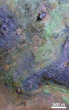 Sep. 2, 2015 What Happened to Early Mars' Atmosphere? New Study Eliminates One Theory. For more information about the Mars Reconnaissance Orbiter mission, visit: mars.nasa.gov/mro For more information about the Mars Odyssey mission, visit: mars.nasa.gov/...