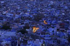 7 Beautiful Photos of India's 'Blue City' of Jodphur - CityLab